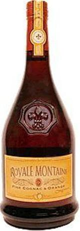 Royale Montaine Cognac & Orange Liqueur 80@